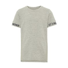 Name It T-Shirt 116-152 Nkmsonny Grå