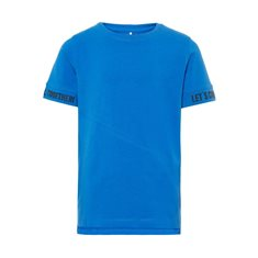 Name It T-Shirt 116-152 Nkmsonny Blå